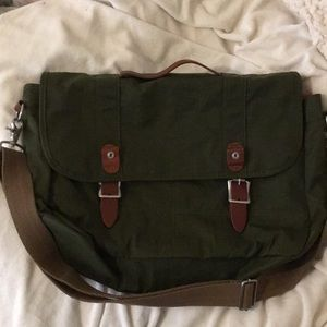 JCrew New Mans Crossbody Bag